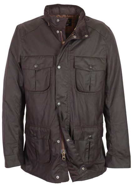 The Men's Barbour Corbridge Utility Jacket - New for Autumn Winter 2014 at Philip Morris and Son