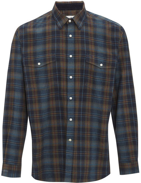 The Men's Barbour Heymouth Check Shirt - New for Autumn Winter 2014 at Philip Morris and Son