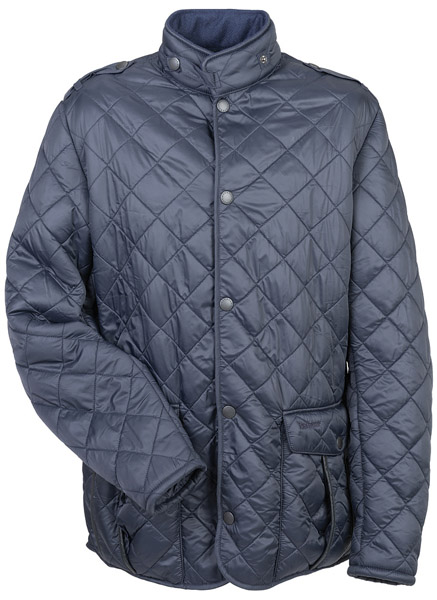 The Men's Barbour Lakehead Quilt Jacket - New for Autumn Winter 2014 at Philip Morris and Son