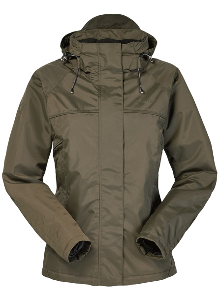 Zara Philips for Musto Ladies Canter Jacket at Philip Morris and Son