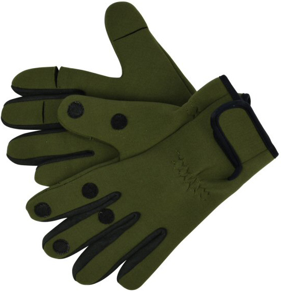 Philip Morris and Son Neoprene Shooting Gloves