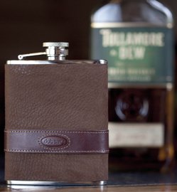 Dubarry Rugby Hip Flask as a great Christmas gift for him from Philip Morris and Son