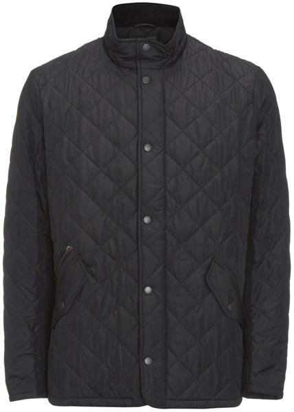 Barbour Chelsea Sportquilt Jacket as a great Christmas gift for him from Philip Morris and Son