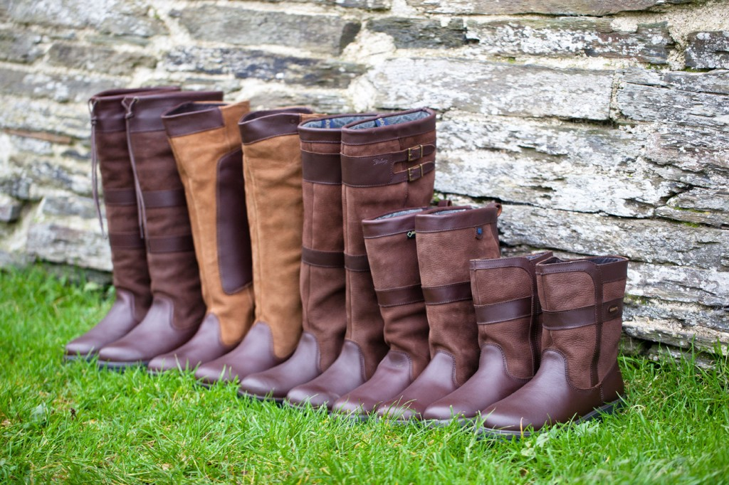 Dubarry Boots as the ultimate gift for her this Christmas - From £199