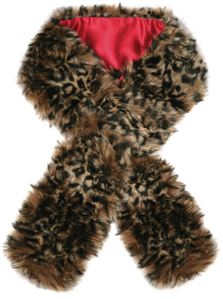 Dubarry Faux Fur Scarf as a gift for her - £20