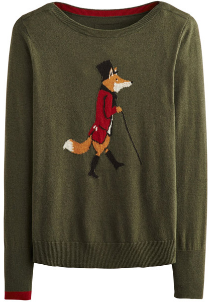 Joules Marsh Intarsia Jumper as a gift for her - £69.95