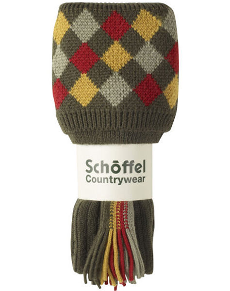 Schoffel Ptarmigan Shooting Socks as a great Christmas gift for him from Philip Morris and Son
