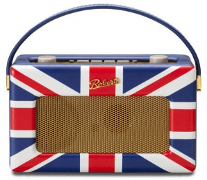 Roberts Radio - Union Jack Revival