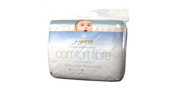 Fogarty Comfort Fibre Hollowfibre 4 available at Philip Morris and Son