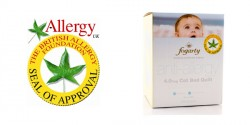 Fogarty Ultracare Anti Allergy 4.0 Tog Cot Bed Duvet