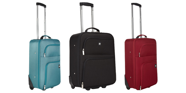 Revelation! Alex suitcase collection available at Philip Morris and Son