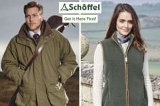 Shop New Season Schoffel at Philip Morris and Son!