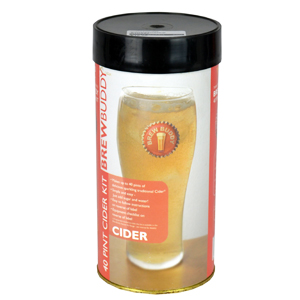 Apple Cider Brewbuddy available at Philip Morris and Son