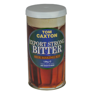 Tom Caxton Bitter available at Philip Morris and Son