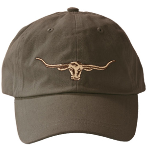 R.M. Williams Longhorn Logo Cap available at Philip Morris and Son