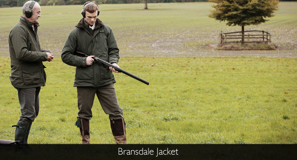 Barbour Bransdale Jacket at Philip Morris and Son