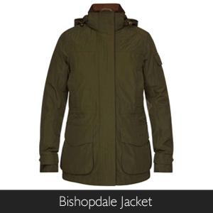 Ladies Barbour Bishopdale Jacket at Philip Morris and Son