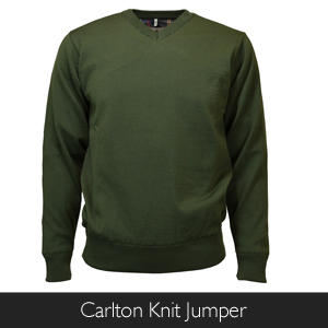 Barbour Carlton Jumper available at Philip Morris and Son