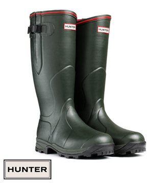 Hunter Balmoral Neoprene 3mm Wellingtons at Philip Morris and Son
