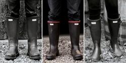 Hunter Balmoral Wellington Boots at Philip Morris and Son