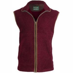 Alan Paine Ladies Aylsham fleece waistcoat