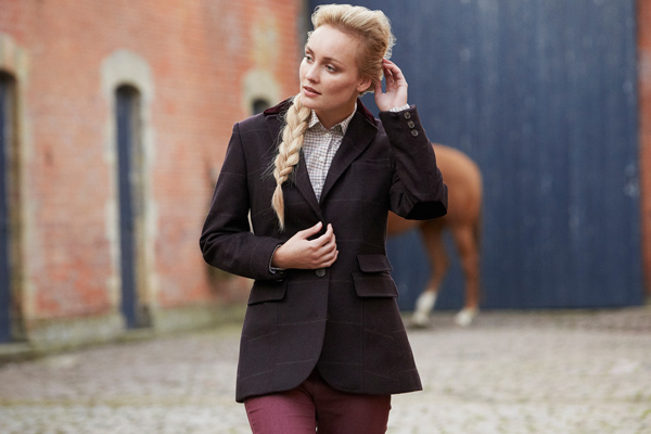 Ladies Barbour Badminton Tailored Jacket for AW15