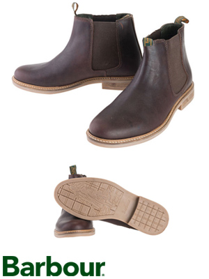 Classic Barbou Farsley Chelsea Boots available at Philip Morris and Son