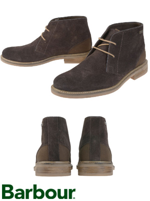 Barbour Chukka Readhead Boots at Philip Morris and Son