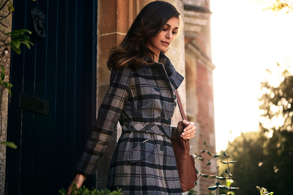 Barbour Winter Tartan for AW15