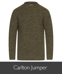 Barbour Men's Carlton Jumper available at Philip Morris and Son