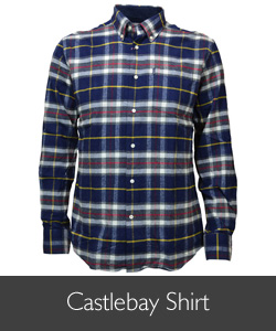 Barbour Castlebay Shirt for AW15