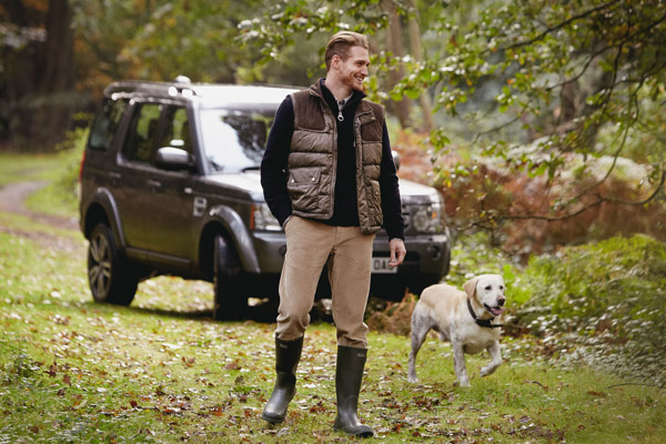 Barbour Colwarmth Gilet