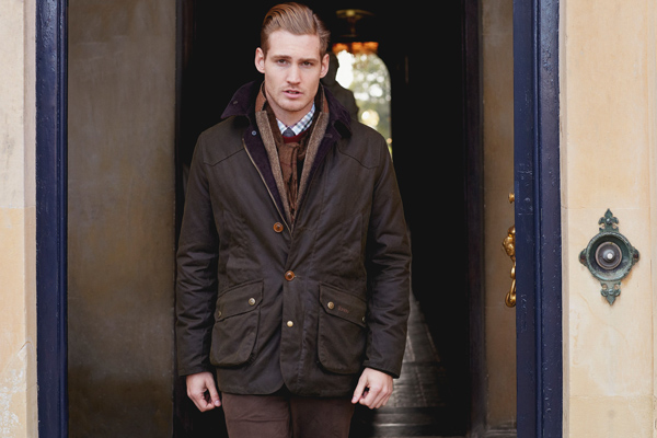 Barbour Cullen Wax Jacket