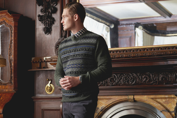 Barbour Kinver Jumper