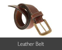 Barbour Leather Belt available at Philip Morris and Son