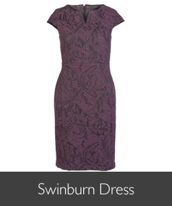 Ladies Barbour Swinburn Dress for AW15