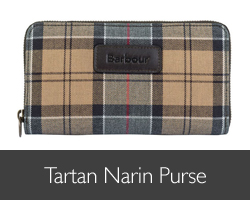 Barbour Ladies Narin Purse available at Philip Morris and Son