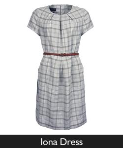 Ladies Barbour Iona Dress