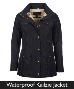 Ladies Barbour Kailzie Jacket