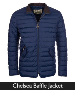 Barbour Chelsea Baffle Jacket for SS16
