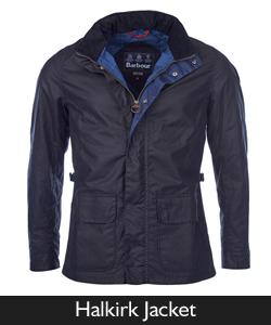 Barbour Halkirk Jacket for SS16