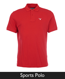 Barbour Sports Polo for SS16