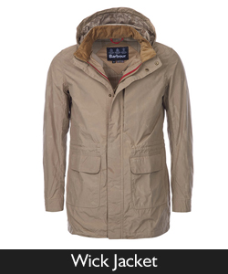 Barbour Wick Jacket from Philip Morris and Son
