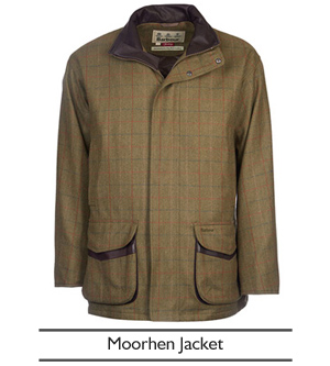 Barbour Moorhen Jacket | Philip Morris and Son