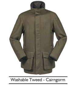 Musto Lightweight Machine Washable GORE-TEX® Tweed Jacket | Philip Morris and Son