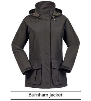 Musto Burnham Jacket | Philip Morris and Son