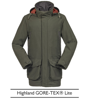 Musto Highland GORE-TEX® Lite Jacket | Philip Morris and Son