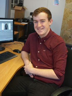 Hamish - Level 3 Apprenticeship Standard: Digital Marketing
