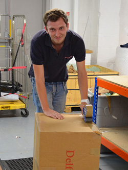 Will - Distribution & Warehousing NVQ Level 2