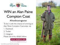 WIN an Alan Paine Compton Coat | Philip Morris & Son